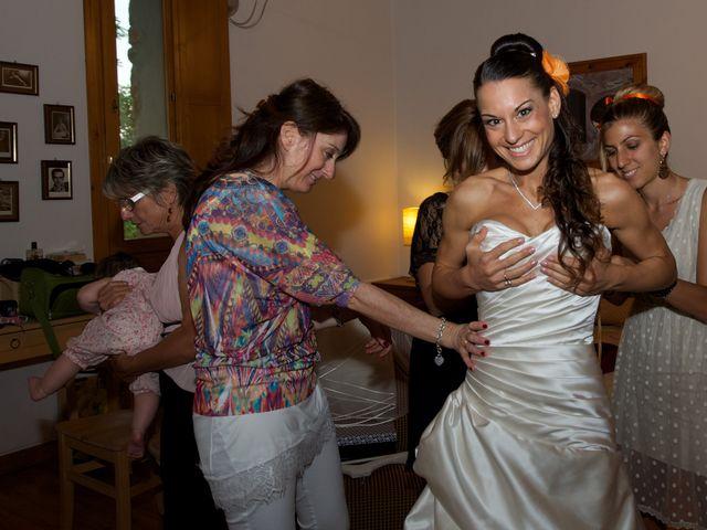 Il matrimonio di Monica e Davide a Sasso Marconi, Bologna 11