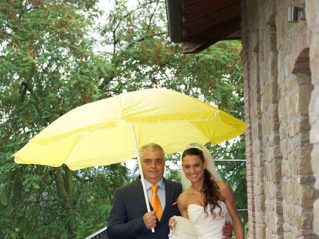 Il matrimonio di Monica e Davide a Sasso Marconi, Bologna 17
