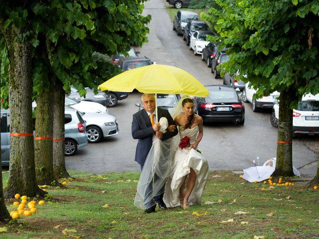 Il matrimonio di Monica e Davide a Sasso Marconi, Bologna 20