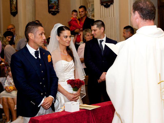Il matrimonio di Monica e Davide a Sasso Marconi, Bologna 21