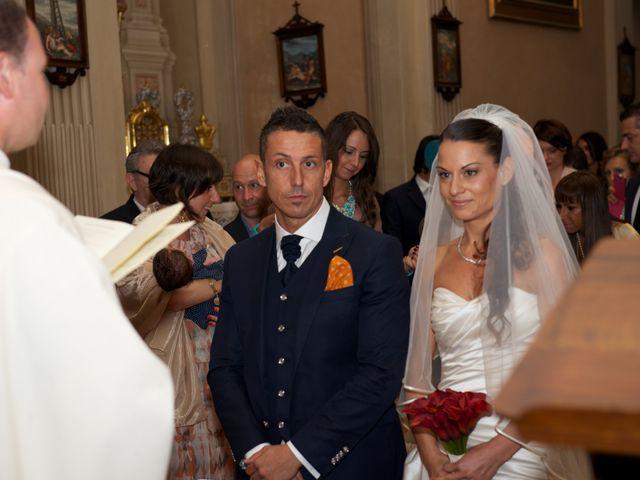 Il matrimonio di Monica e Davide a Sasso Marconi, Bologna 22