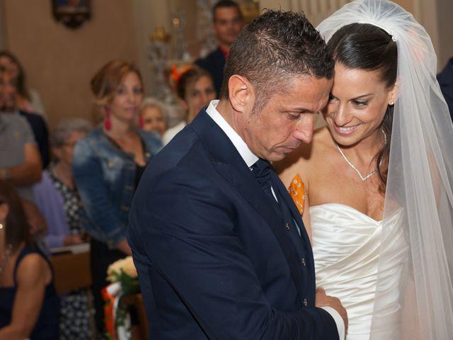 Il matrimonio di Monica e Davide a Sasso Marconi, Bologna 28