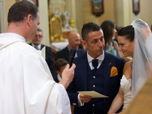 Il matrimonio di Monica e Davide a Sasso Marconi, Bologna 29