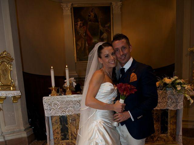 Il matrimonio di Monica e Davide a Sasso Marconi, Bologna 32