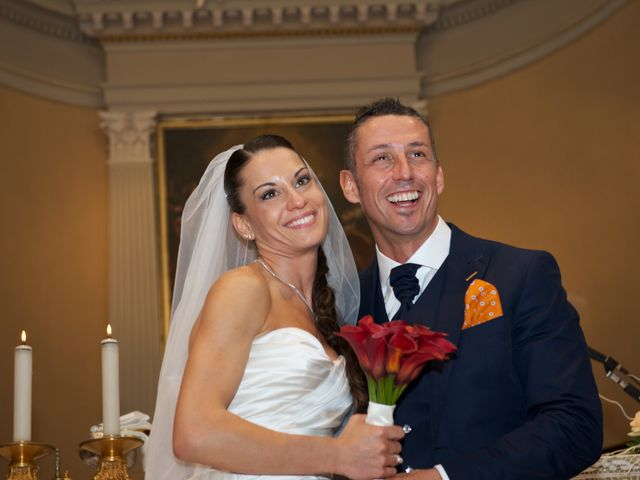 Il matrimonio di Monica e Davide a Sasso Marconi, Bologna 33