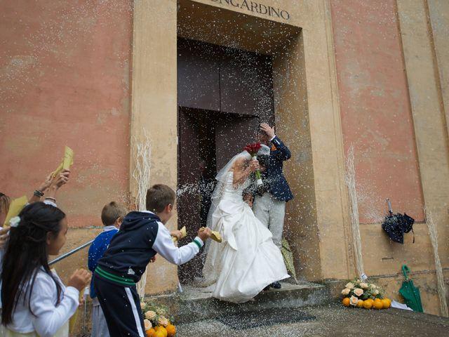 Il matrimonio di Monica e Davide a Sasso Marconi, Bologna 36