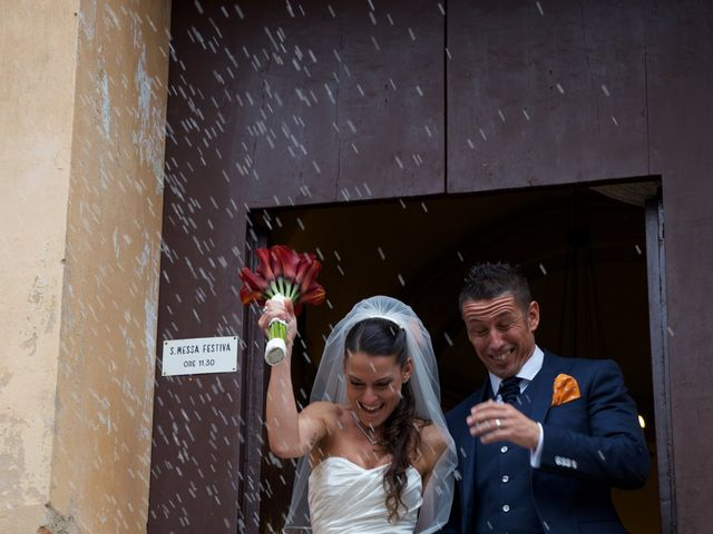 Il matrimonio di Monica e Davide a Sasso Marconi, Bologna 37