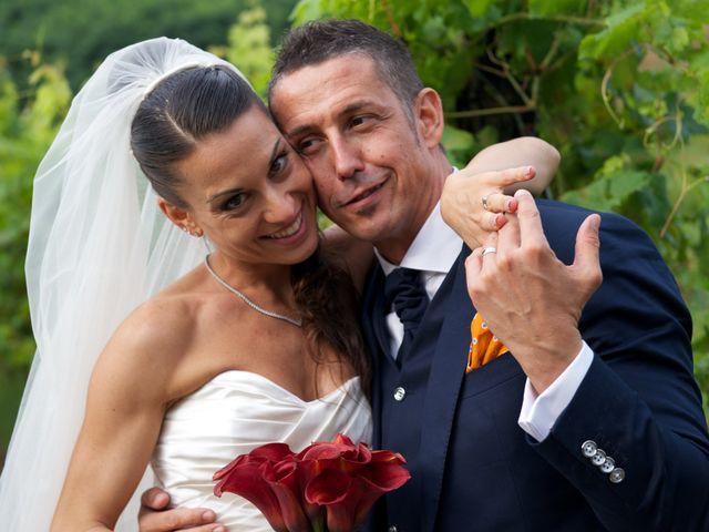 Il matrimonio di Monica e Davide a Sasso Marconi, Bologna 39