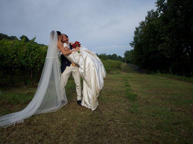 Il matrimonio di Monica e Davide a Sasso Marconi, Bologna 43