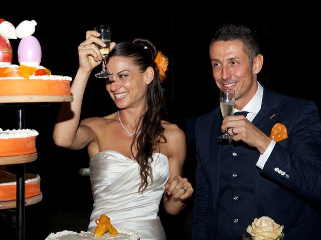 Il matrimonio di Monica e Davide a Sasso Marconi, Bologna 48