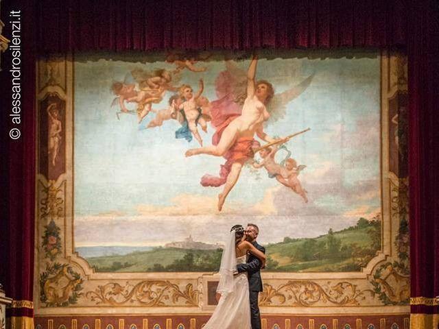Il matrimonio di Giovanna e Andrea a Jesi, Ancona 1