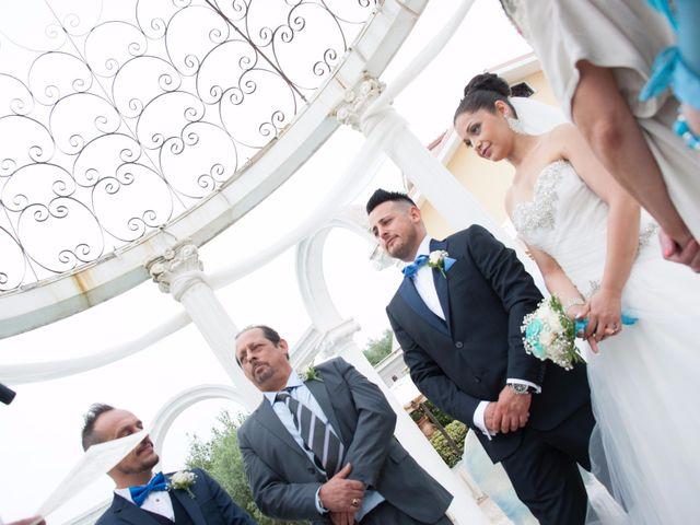 Il matrimonio di Ivan e Claudia a Marcellina, Roma 10