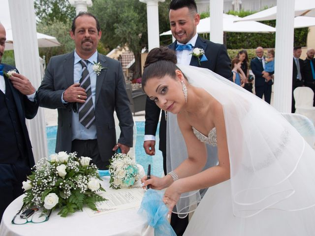 Il matrimonio di Ivan e Claudia a Marcellina, Roma 16