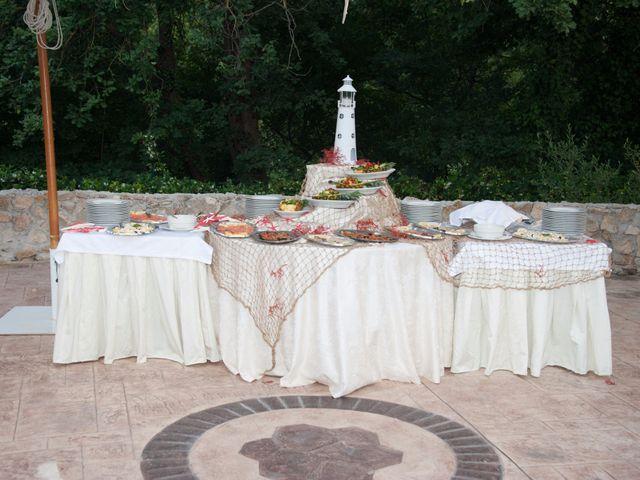 Il matrimonio di Ivan e Claudia a Marcellina, Roma 17