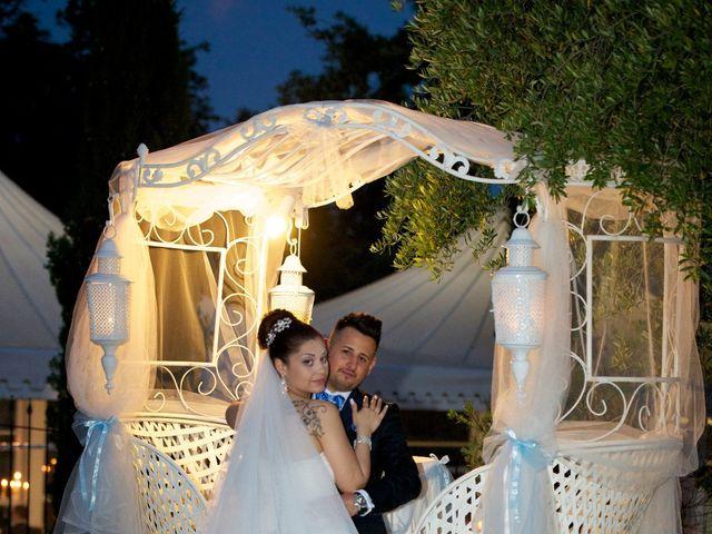 Il matrimonio di Ivan e Claudia a Marcellina, Roma 30