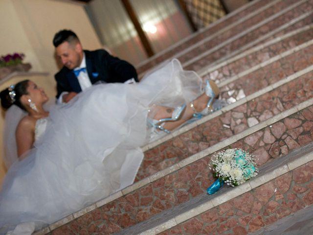Il matrimonio di Ivan e Claudia a Marcellina, Roma 31