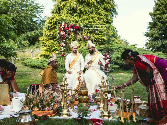 Il matrimonio di Gregory e Hasthoori a Loro Ciuffenna, Arezzo 25