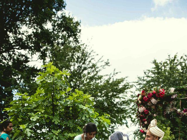Il matrimonio di Gregory e Hasthoori a Loro Ciuffenna, Arezzo 66