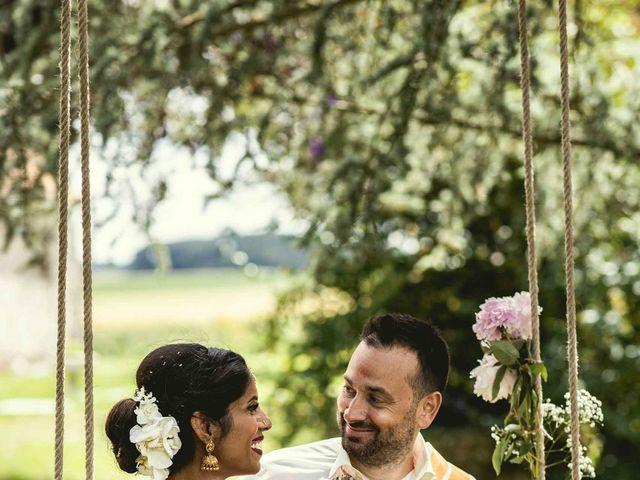 Il matrimonio di Gregory e Hasthoori a Loro Ciuffenna, Arezzo 84