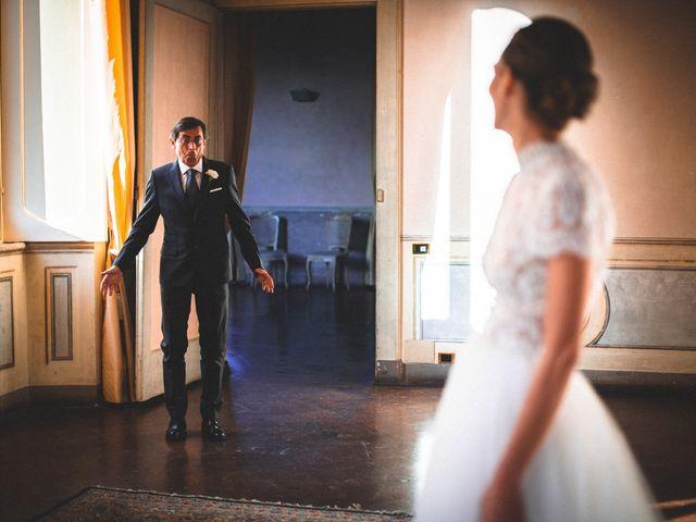 Il matrimonio di Nicola e Francesca a Cassano d'Adda, Milano 18