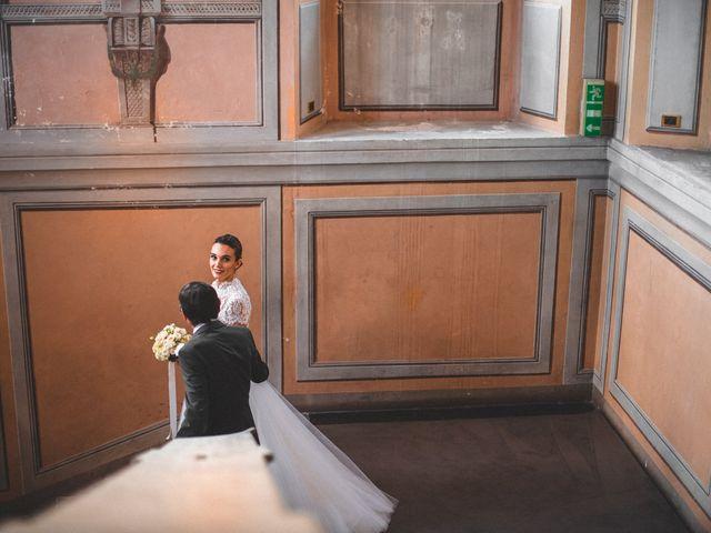 Il matrimonio di Nicola e Francesca a Cassano d'Adda, Milano 19