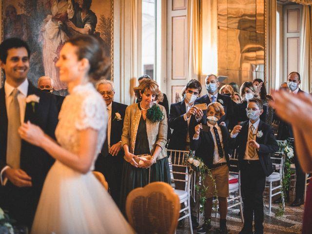 Il matrimonio di Nicola e Francesca a Cassano d'Adda, Milano 20