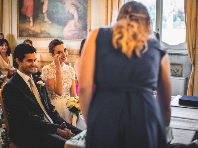 Il matrimonio di Nicola e Francesca a Cassano d'Adda, Milano 22