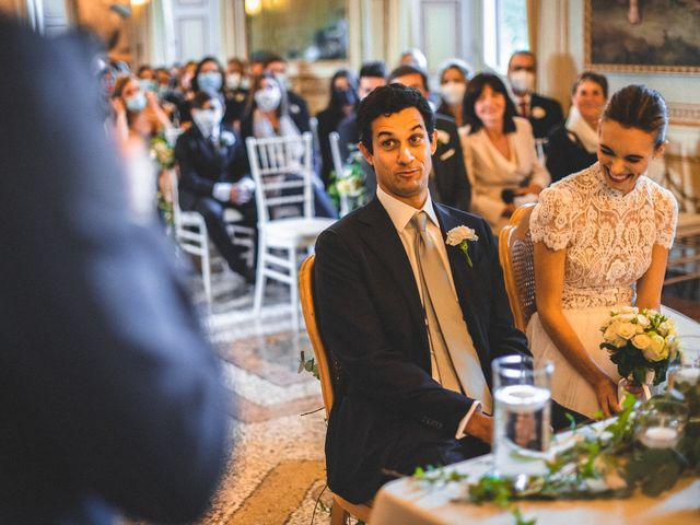 Il matrimonio di Nicola e Francesca a Cassano d'Adda, Milano 23