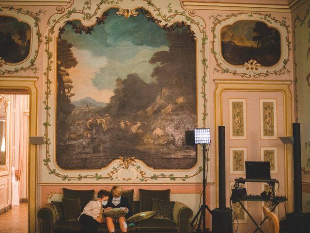 Il matrimonio di Nicola e Francesca a Cassano d'Adda, Milano 25