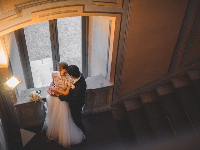 Il matrimonio di Nicola e Francesca a Cassano d'Adda, Milano 27