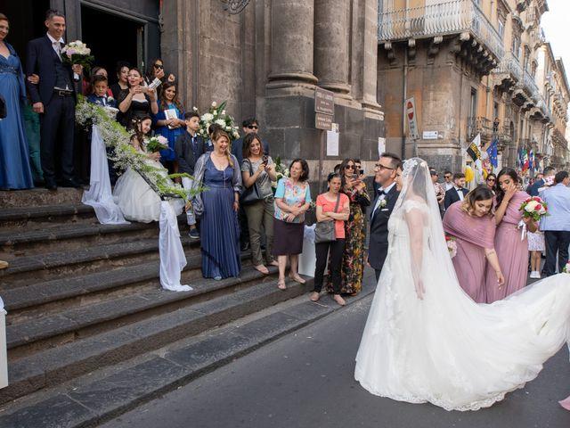Il matrimonio di Marco e Olivia a Catania, Catania 7
