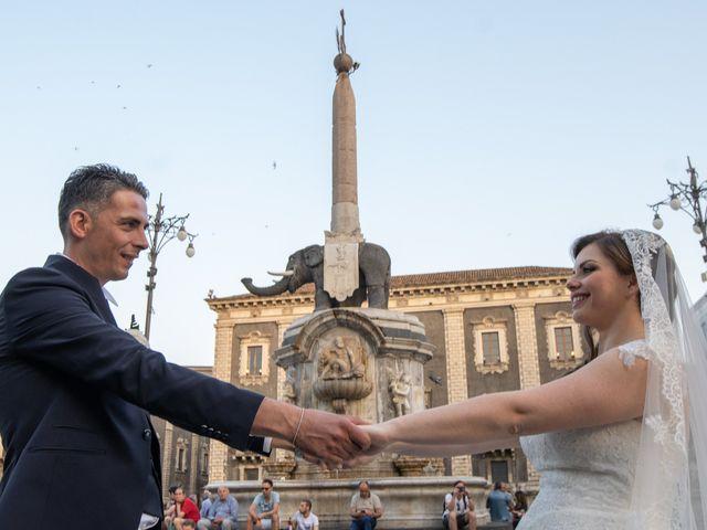 Il matrimonio di Marco e Olivia a Catania, Catania 9