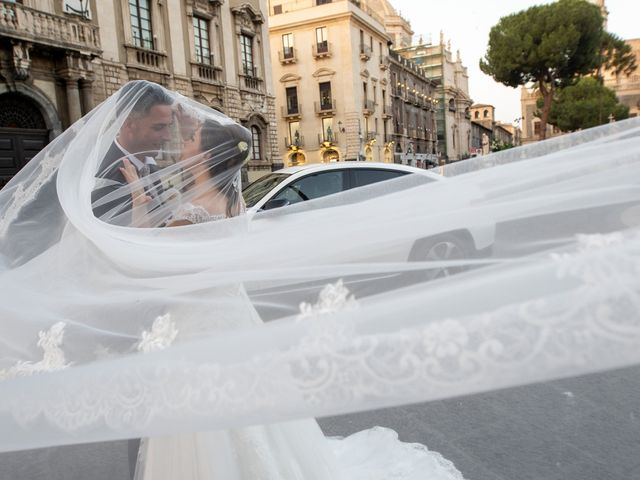 Il matrimonio di Marco e Olivia a Catania, Catania 10