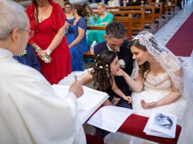 Il matrimonio di Marco e Olivia a Catania, Catania 18