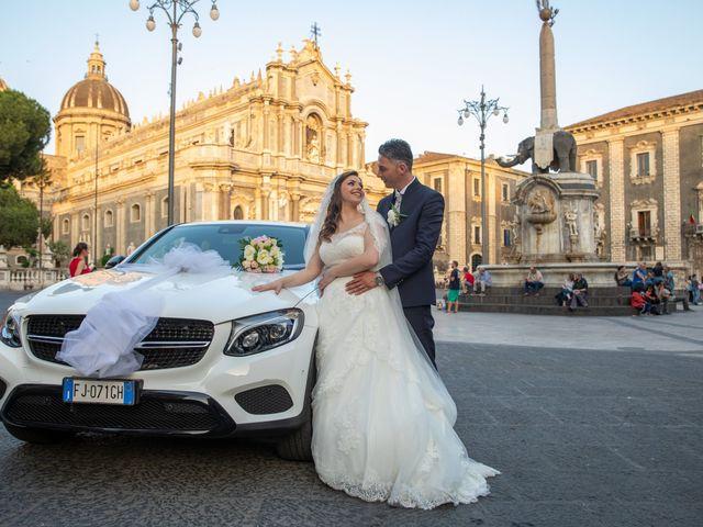 Il matrimonio di Marco e Olivia a Catania, Catania 19