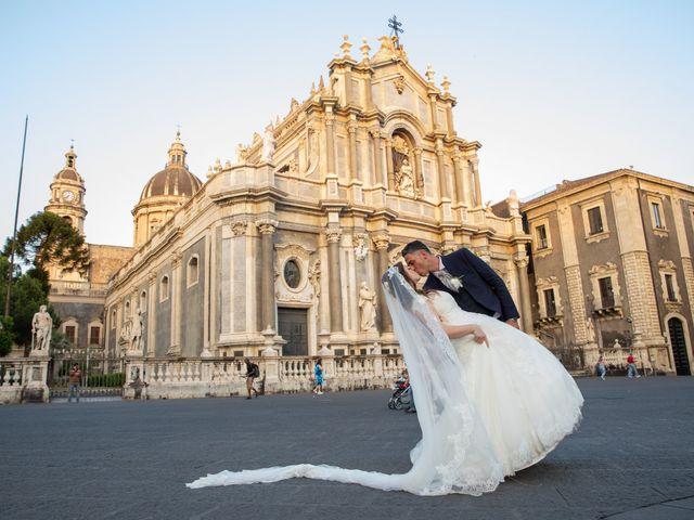 Il matrimonio di Marco e Olivia a Catania, Catania 20