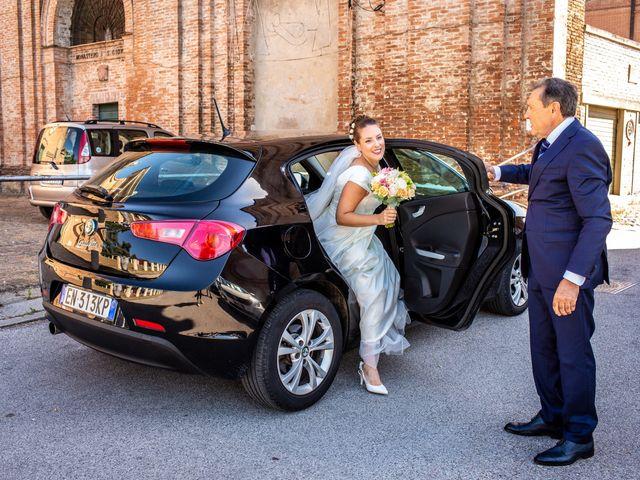 Il matrimonio di Nicola e Eleonora a Ferrara, Ferrara 34