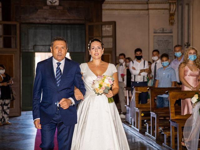 Il matrimonio di Nicola e Eleonora a Ferrara, Ferrara 35