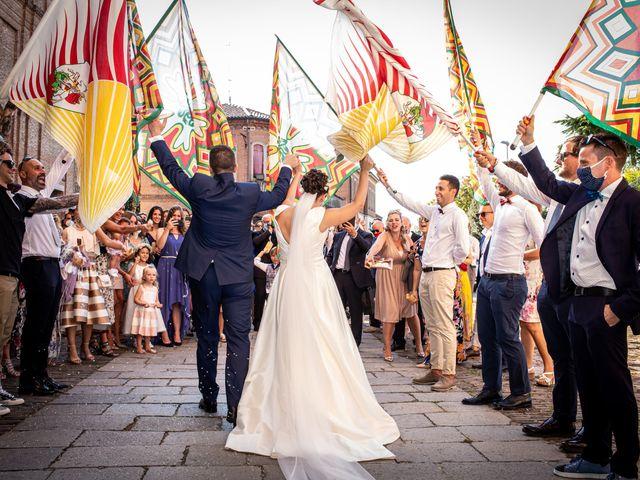 Il matrimonio di Nicola e Eleonora a Ferrara, Ferrara 67