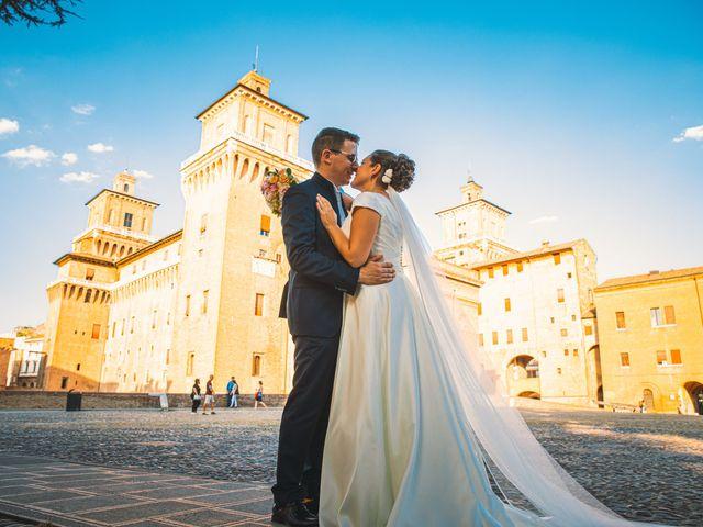 Il matrimonio di Nicola e Eleonora a Ferrara, Ferrara 70