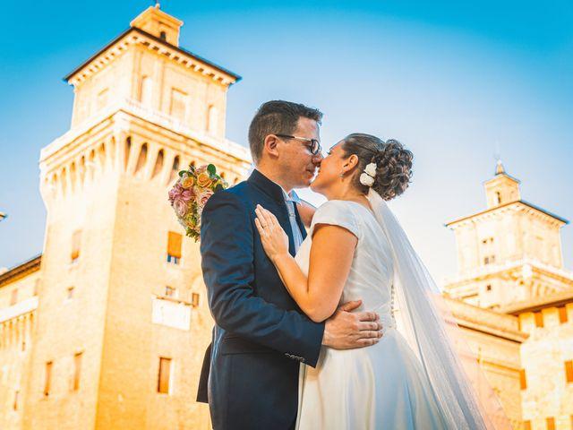 Il matrimonio di Nicola e Eleonora a Ferrara, Ferrara 71
