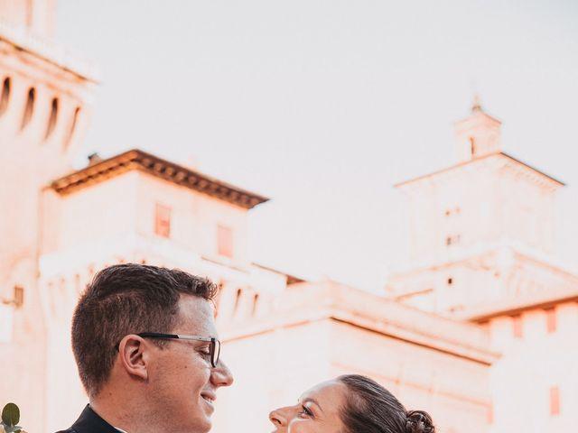 Il matrimonio di Nicola e Eleonora a Ferrara, Ferrara 73
