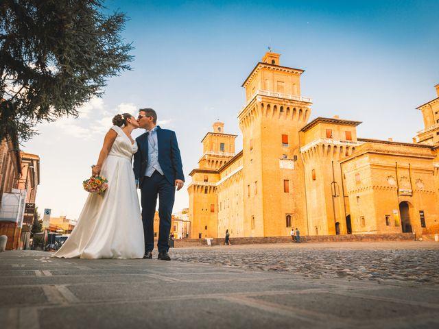 Il matrimonio di Nicola e Eleonora a Ferrara, Ferrara 1