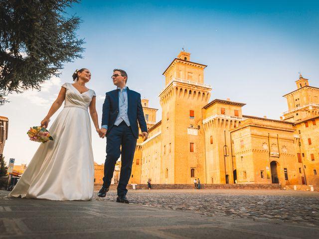 Il matrimonio di Nicola e Eleonora a Ferrara, Ferrara 74