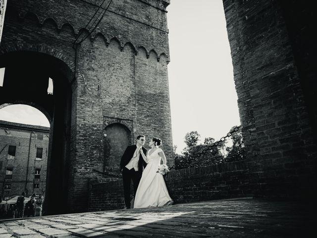 Il matrimonio di Nicola e Eleonora a Ferrara, Ferrara 78
