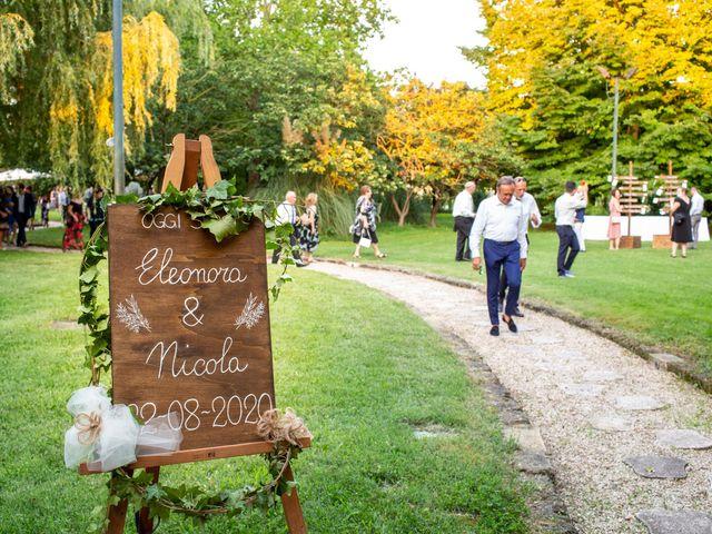 Il matrimonio di Nicola e Eleonora a Ferrara, Ferrara 80