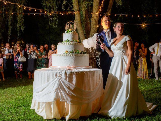 Il matrimonio di Nicola e Eleonora a Ferrara, Ferrara 90