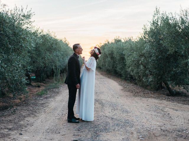 Le nozze di Olga e Giannico