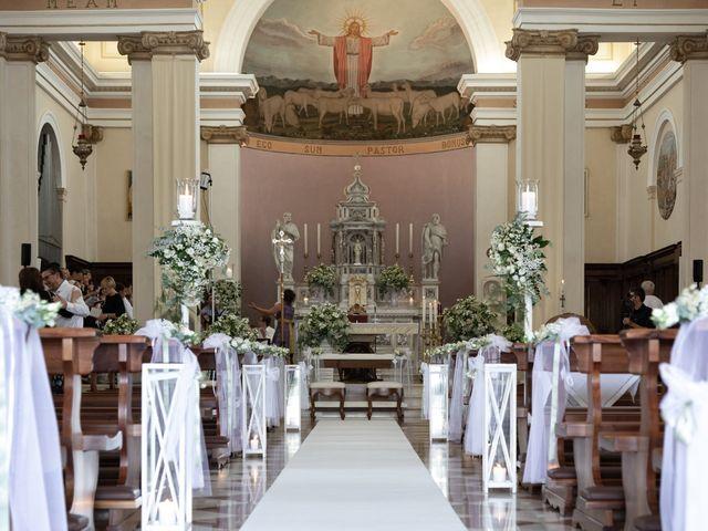 Il matrimonio di Filippo e Marina a Tezze sul Brenta, Vicenza 10