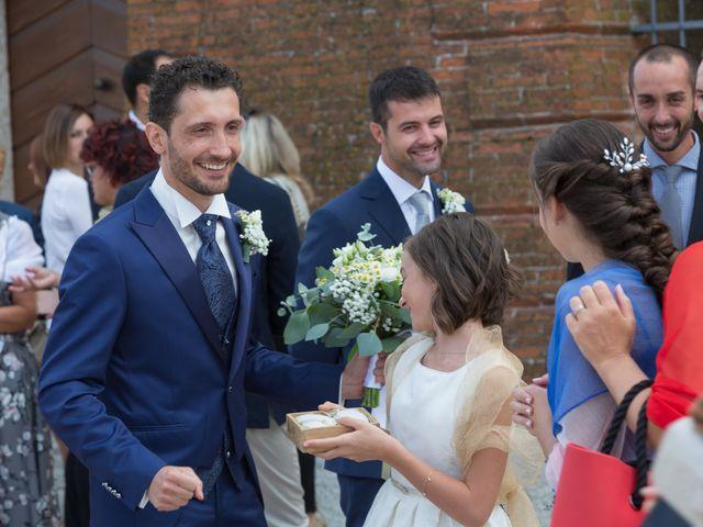 Il matrimonio di Filippo e Marina a Tezze sul Brenta, Vicenza 12